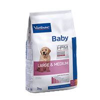 Puppy Food - Large and Medium Dog